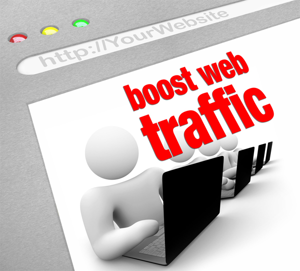 I will give you 1000 targeted visitors to your website