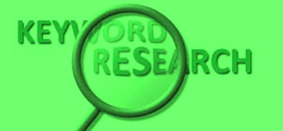 I will do keyword and competitor research
