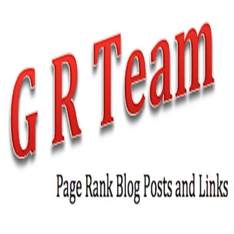 Blog Posts at PR1+ Sites