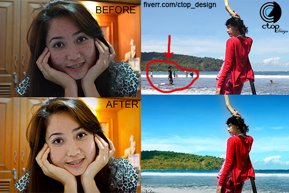 All Kind of Photoshop & Video Editing