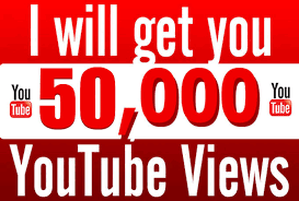 Fast 50000+ high retention youtube views
