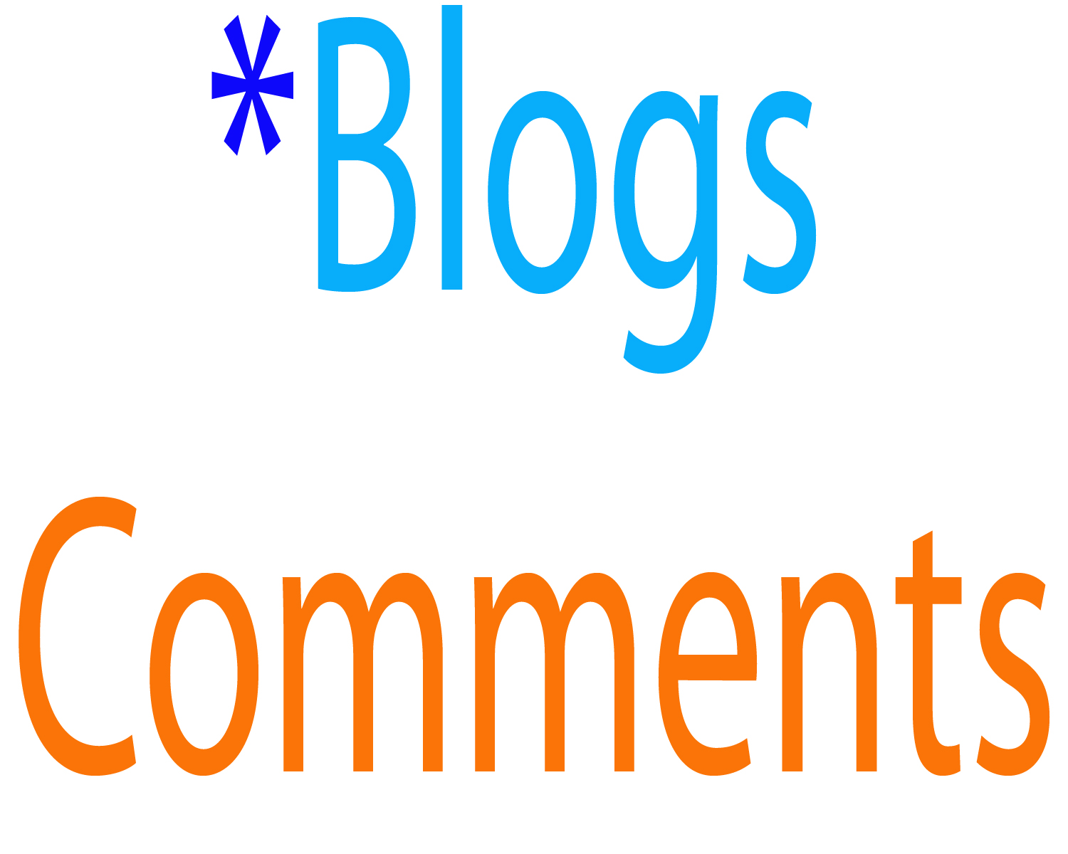 I will manually add 25 social blog comments only