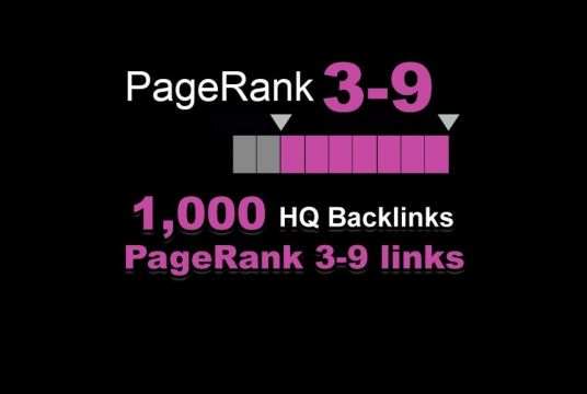 1000+ Forum& social backlinks