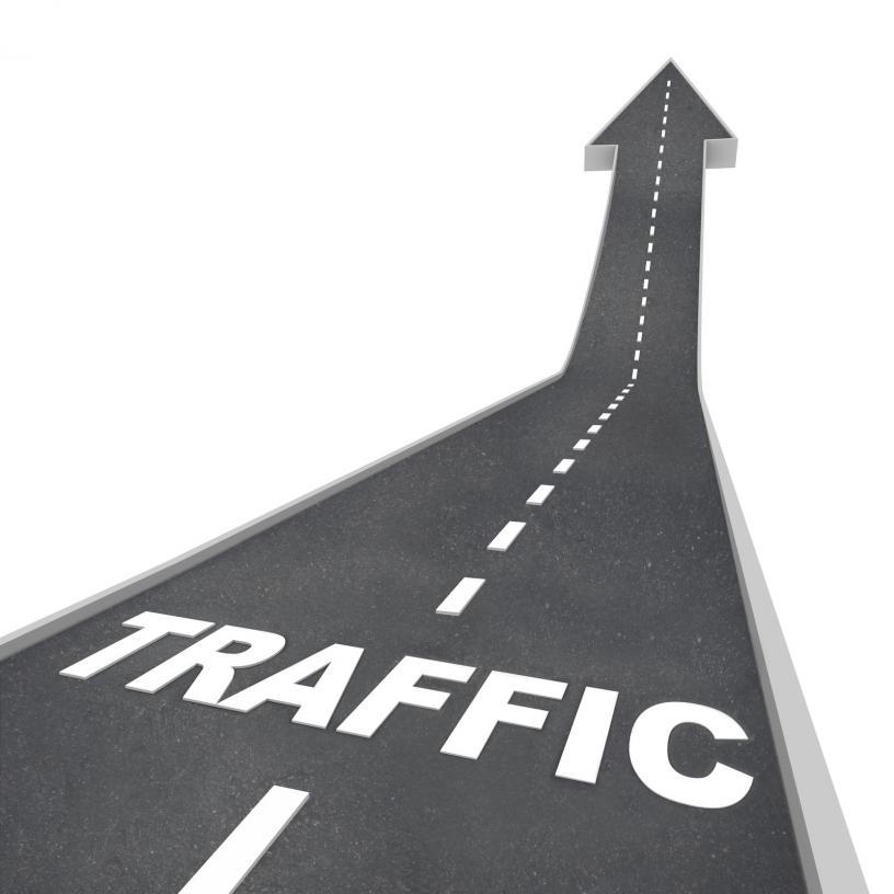 Give 20k visitors hits views clicks for your blog,  website,  social media account