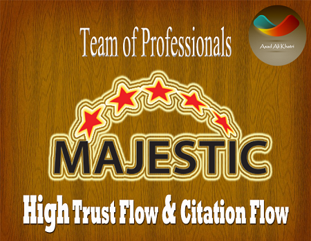 I will provide 45 high Trust flow and citation flow Dofollow backlinks on high DA