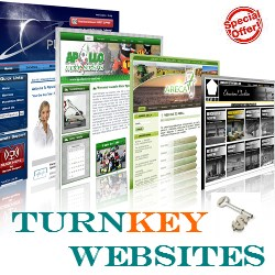 Turnkey Websites Coupons