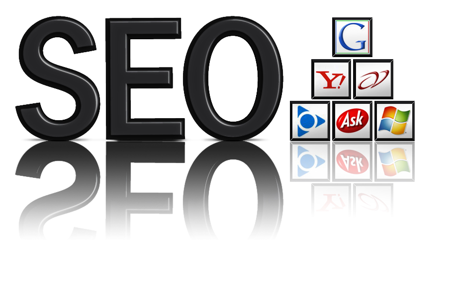 SEO - Get top ranks on various search engines