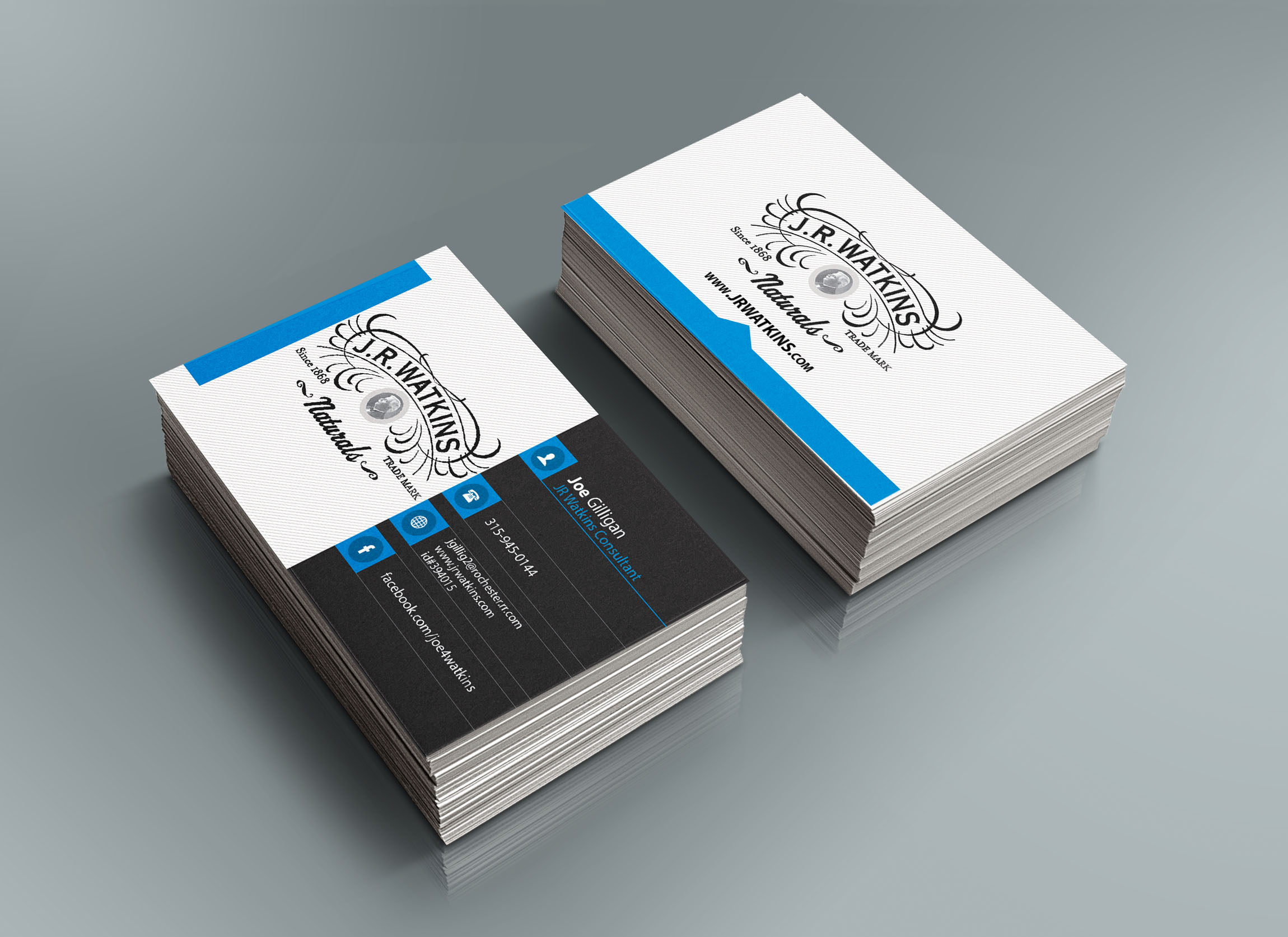 i will design a charming business card in 24 hours for $9 seoclerks