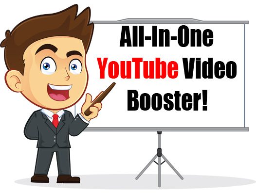 Boost Your Video with All-In-One Video Booster Package