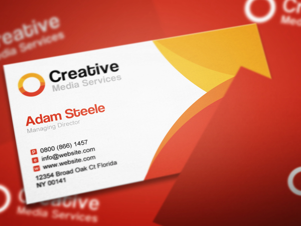 I Will Design Professional Business Card For   Seoclerks