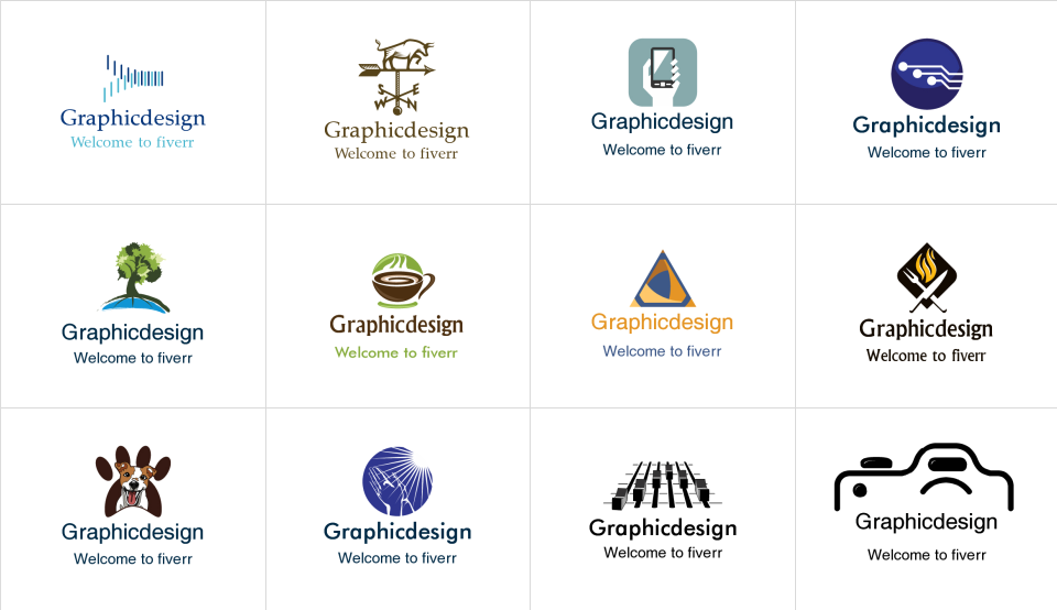 Vector based Logo designer