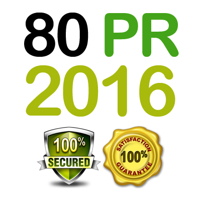2016 Effective google rankings with 80 high pr seo backlinks