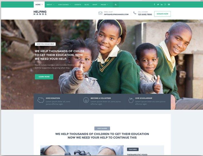 Build Responsive WordPress Website with Premium theme, Automated News Website