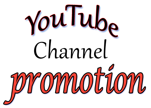 I will do Channel Promotions Twenty Plus