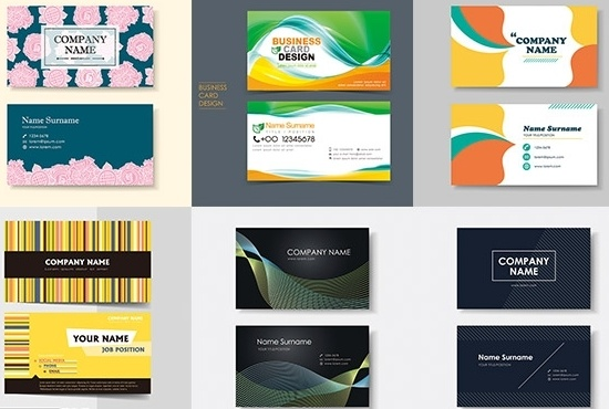 I will design stylish and profesional business card