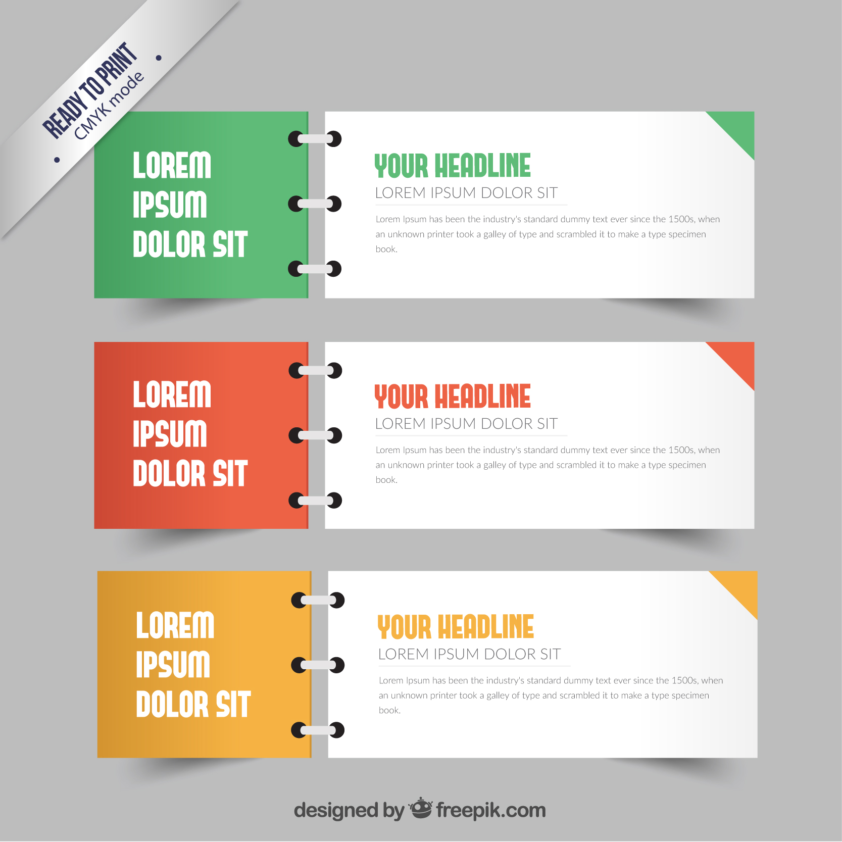 I will create banner ads for you