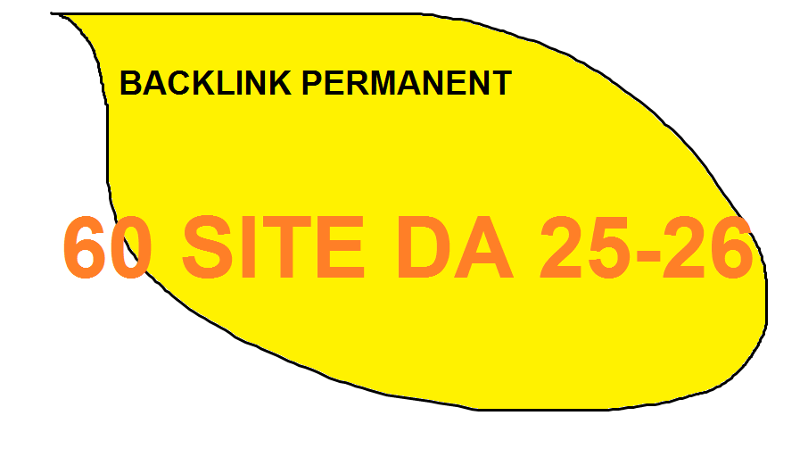 I will put you link blogroll on 60site DA 25 - 26