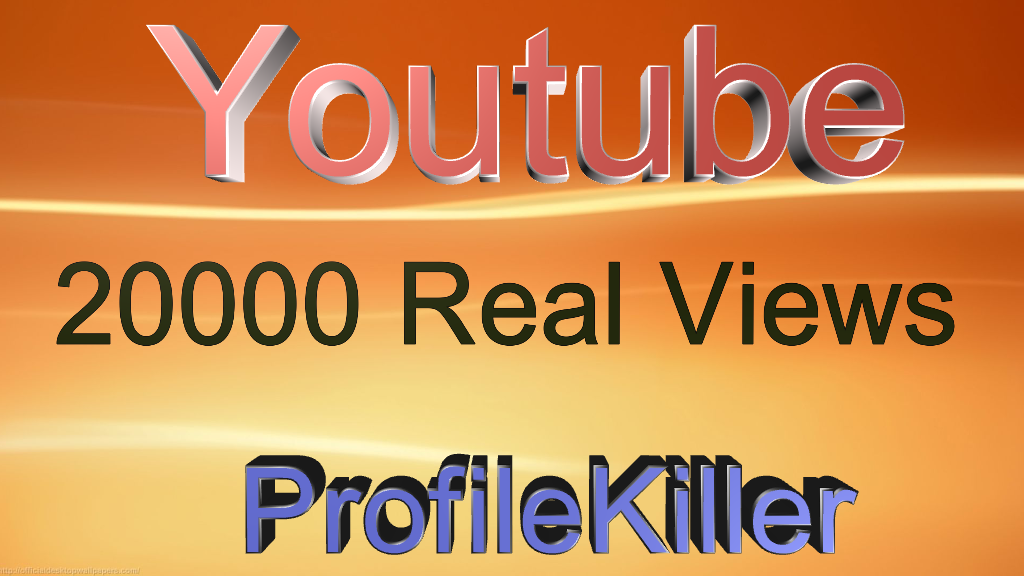 20000 Normal Views Fast Speed instant Start