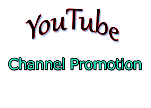 We will do some YouTube promotion