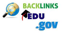 I will do 20 USA Based Edu and Gov Backlinks