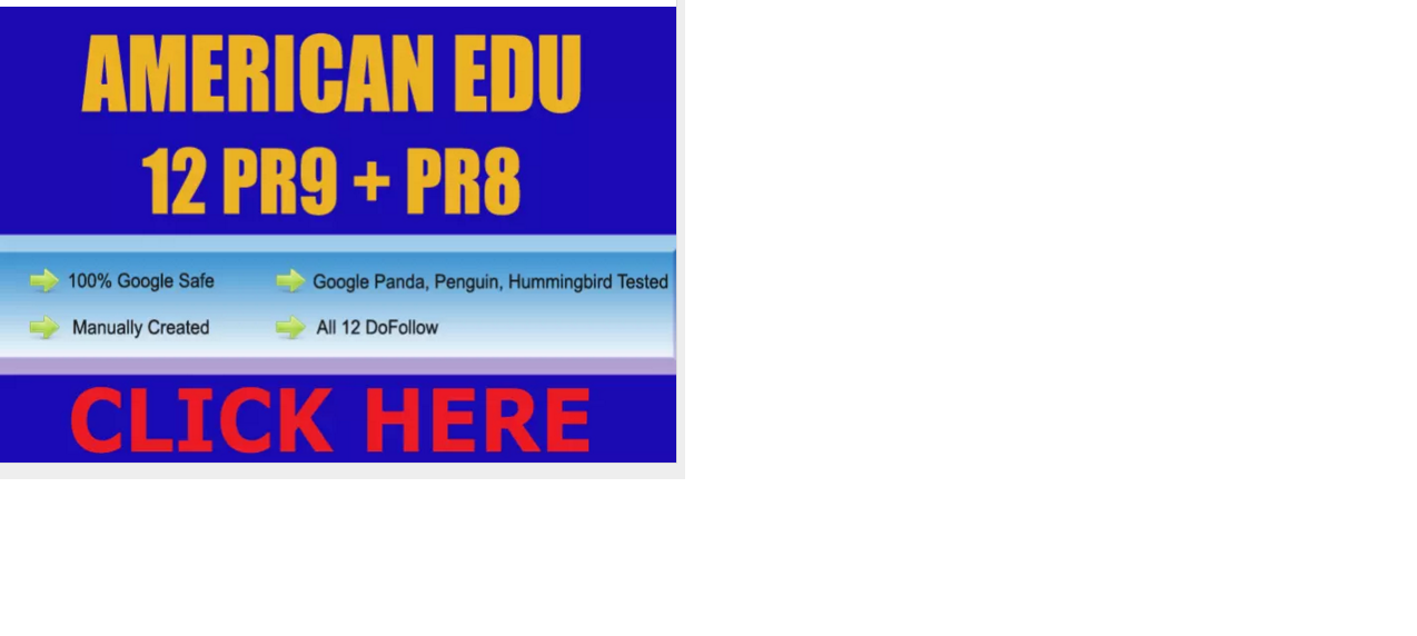 create 12 POWERFUL PR9 and PR8 Edu Links For YouTube Seo and Site Ranking