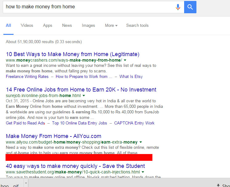 Make Your Website on Google First Page 100 Guaranteed