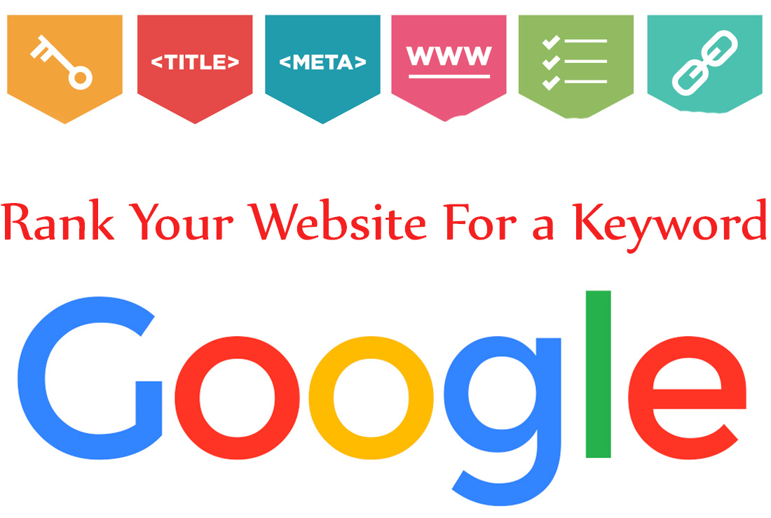 100 Guaranteed Ranking On Google 1 Page for a Keyword