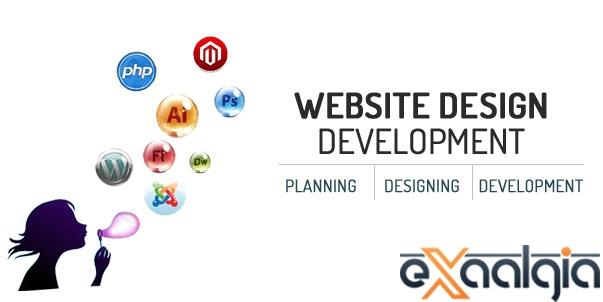 Website design and developement