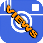 Buy 600 Instagram Views for VIDEO