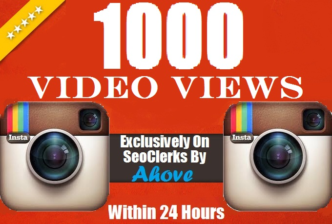 Get Instant 1000 Views In Your Videos