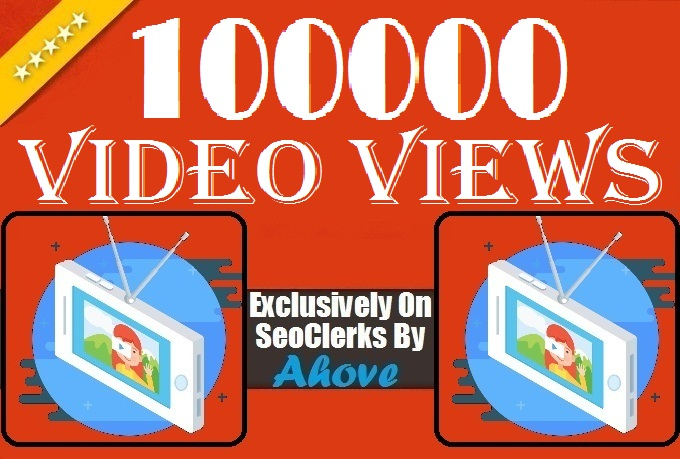 Get Instant 100000 Views In Video