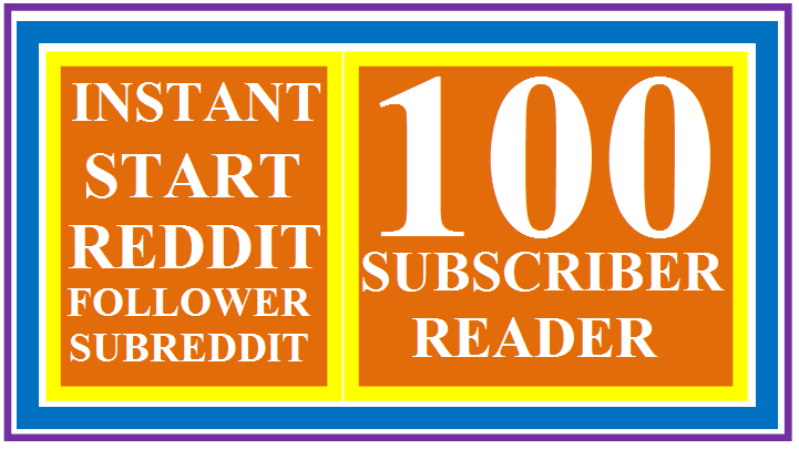 Instantly start 100+ HQ Reddit Subreddit Readers
