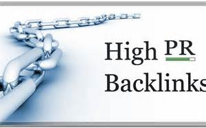 We will give you 2500 backlinks  high PR