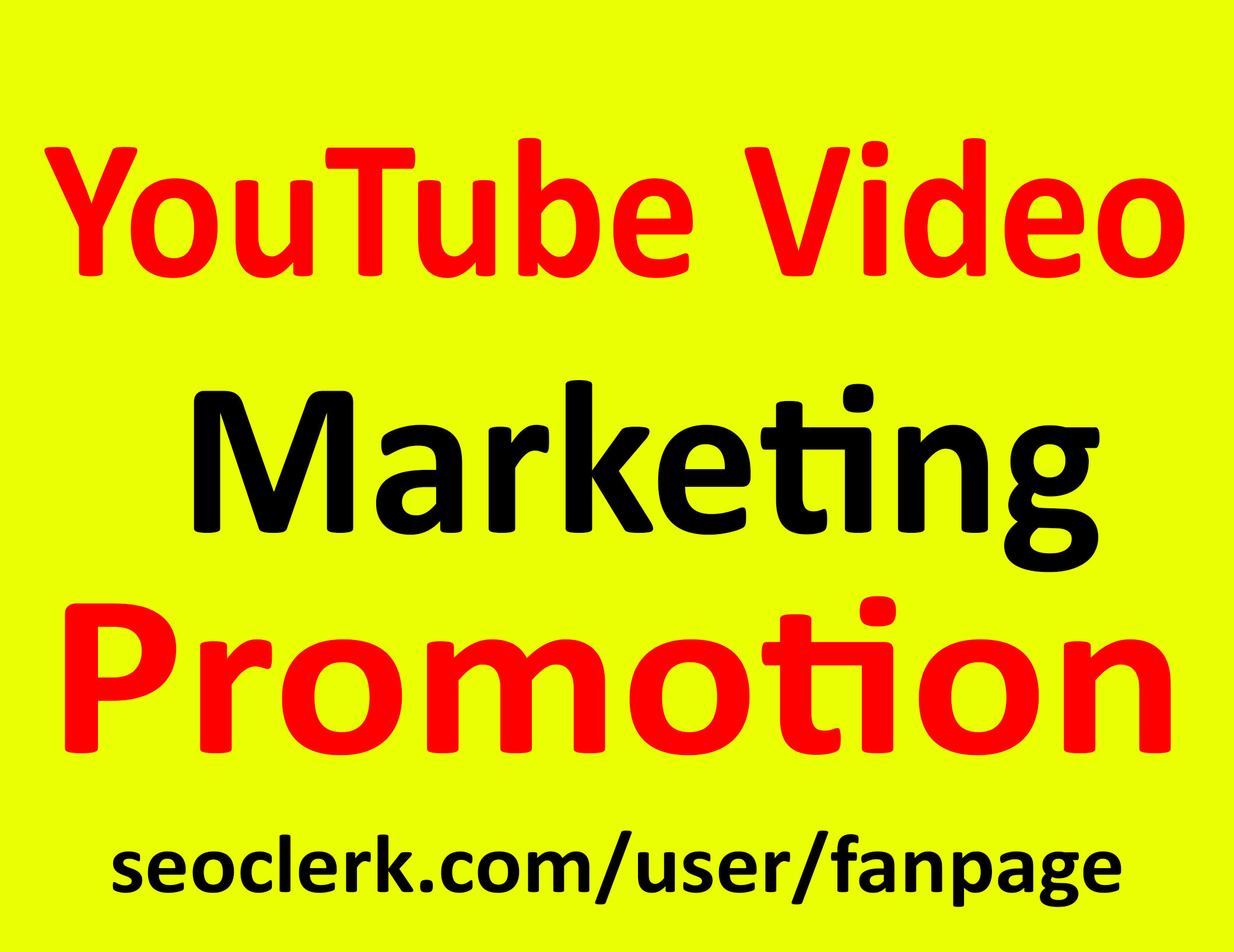 YouTube Video Ranking Promotion Through Real Audience