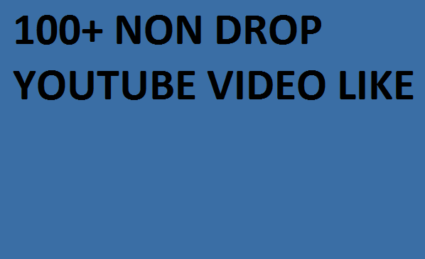Instant  350- 400 Non Drop Real  Youtube Video like