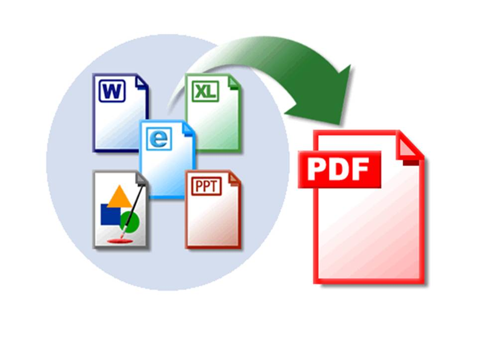 I will convert images, documents,  ppt jpeg,  png to pdf