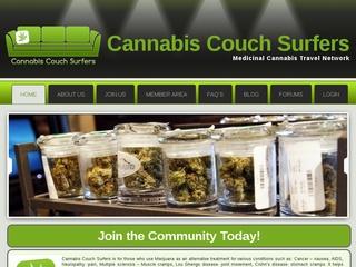 Marijuana Blog postings