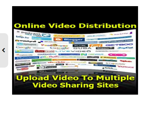 make a manual video SUBMISSION to over 30 high rankin...