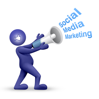 Organic followers for social media by real promotion