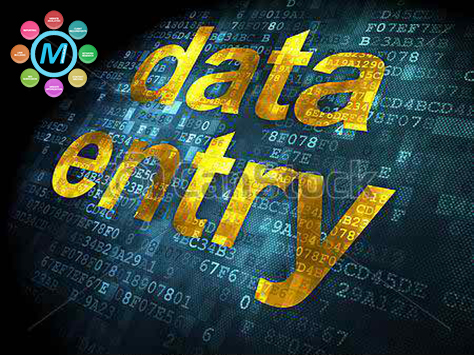 Complete Your Data Entry work as fast as you need