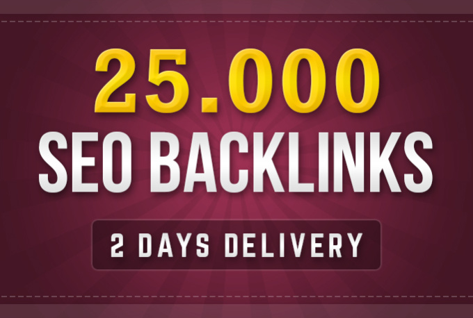 I'll build 25000 GSA Ser backlinks for Google ranking