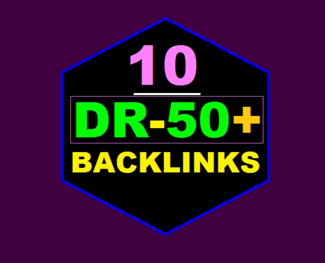 9 Permanent DR 55 Homepage PBN Dofollow Backlink