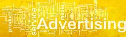 I will advertise your goods and services on my blog