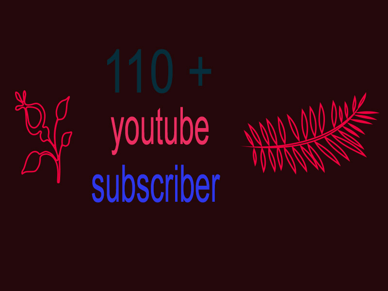 140+ youtube subsriber very fast and lifetime guarantee