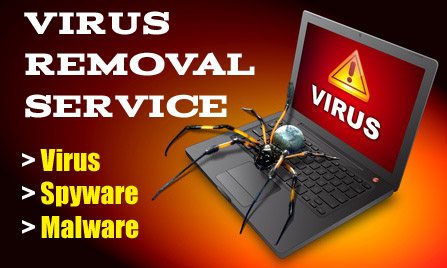 I will Remove Spyware,  Adware or Virus from your computer
