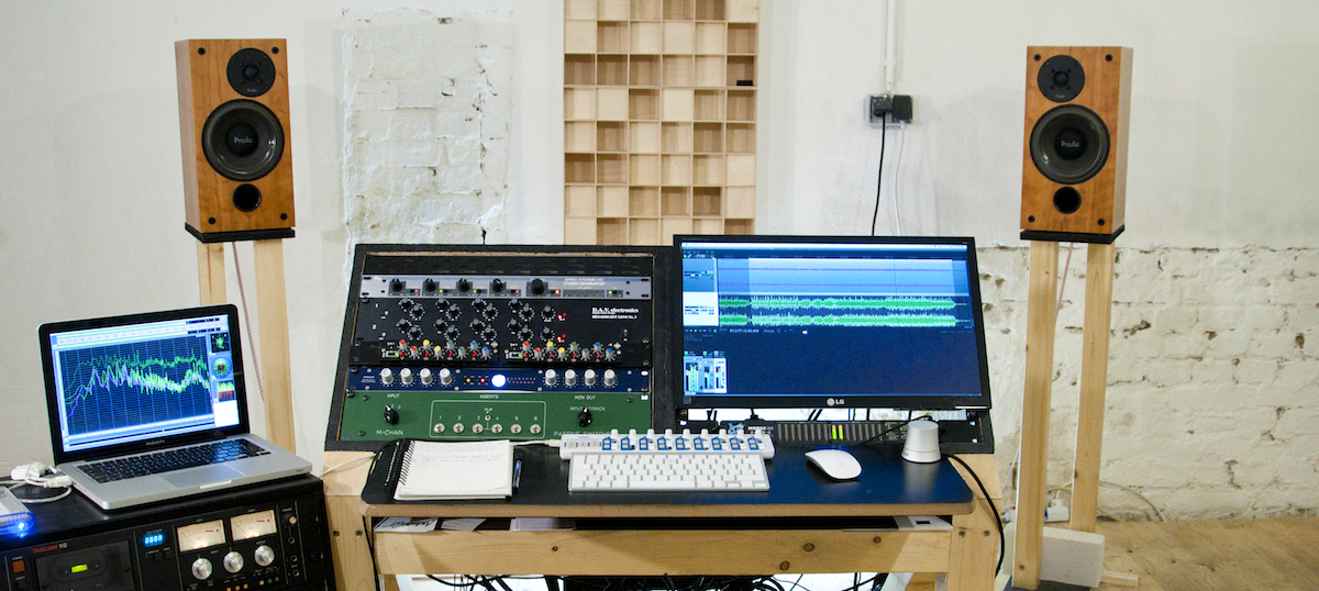 Analog Audio Mastering 24hs