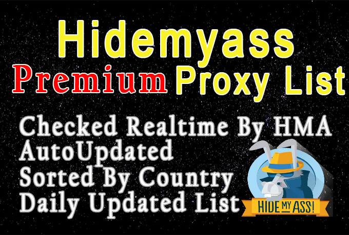 Register here for our Premium service - Free Proxy List – Public Proxy
