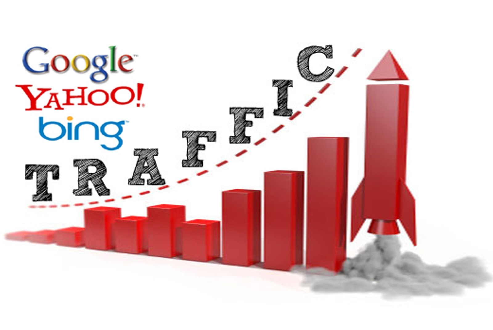 send 500 Daily Real Visitors Traffic To Website For 30 Days for