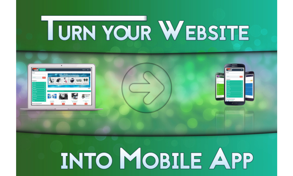 I will convert your Website to an Android APP using Android Studio