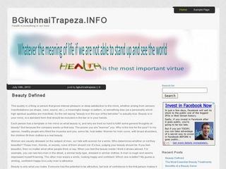 Bgkuhnaitrapeza. info
